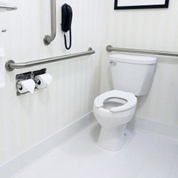 disabled bathrooms