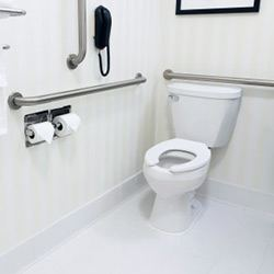 bathrooms for disabled people